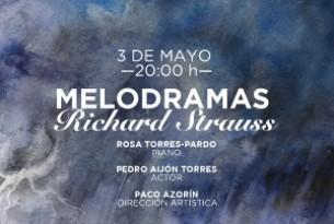 MELODRAMAS - Richard Strauss