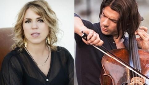 Imagen noticia - La sensibilidad y el virtuosismo de la pianista Gabriela Montero y el violonchelista Gautier Capuçon en el Teatro Pérez Galdós