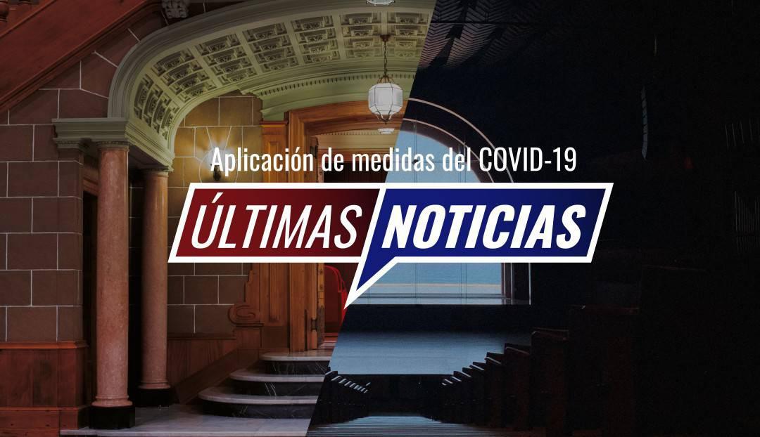 El Auditorio Alfredo Kraus y el Teatro Pérez Galdós mantienen la suspensión de espectáculos durante el estado de alarma por el COVID-19