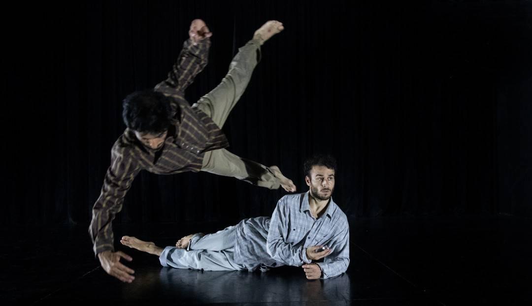 Los bailarines Chey Jurado y Akira Yoshida inician un período de residencia artística en el Teatro Pérez Galdós