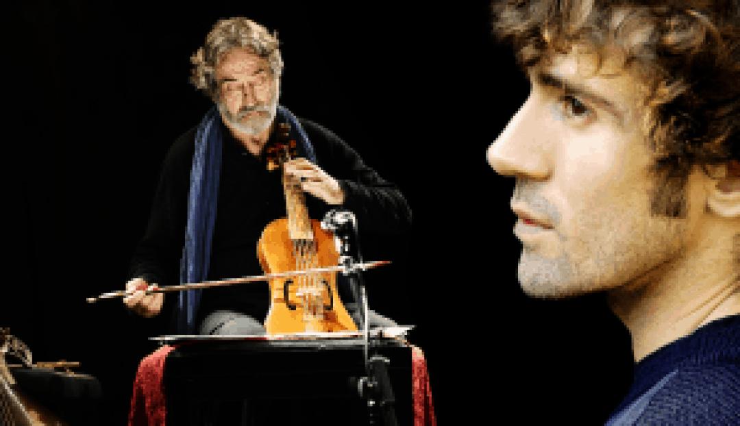 Jordi Savall, uno de los grandes virtuosos de la música antigua, en el Teatro Pérez Galdós