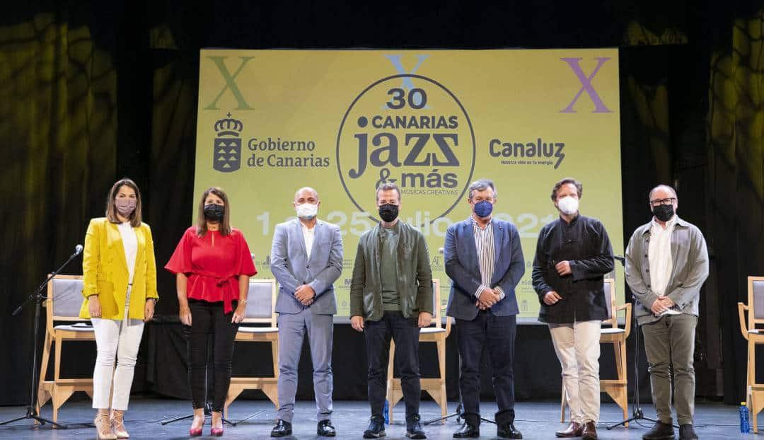 Imagen noticia - Canarias Jazz & Más arranca esta semana con el concierto de Avishai Cohen y la Orquesta Sinfónica de Tenerife