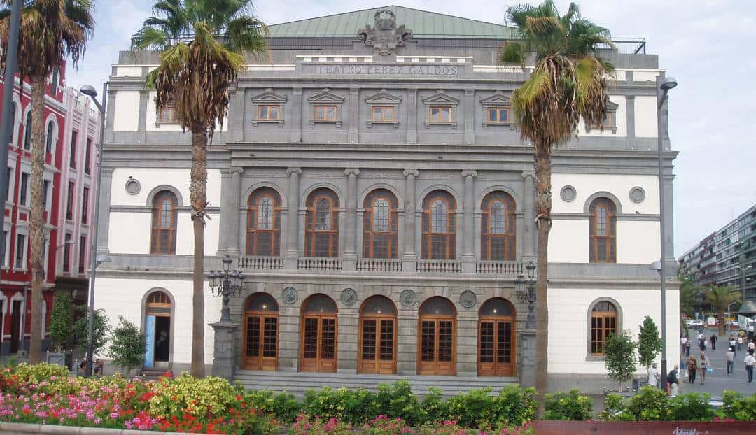 Cierre temporal de la taquilla del Teatro Pérez Galdós