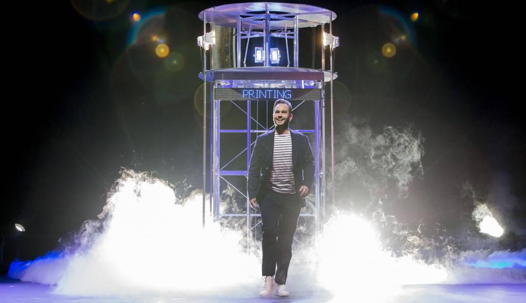 Jorge Blass pospone a 2021 su show en Gran Canaria