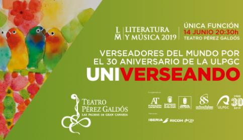 30 Aniversario de la ULPGC: entradas ya a la venta
