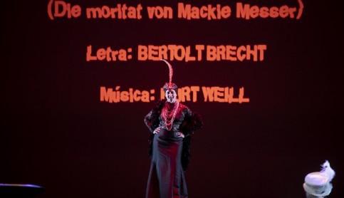 Imagen noticia - Profetas de Mueble Bar estrena 'Kurt Weill & Lotte Lenya. Canciones de una pasión'
