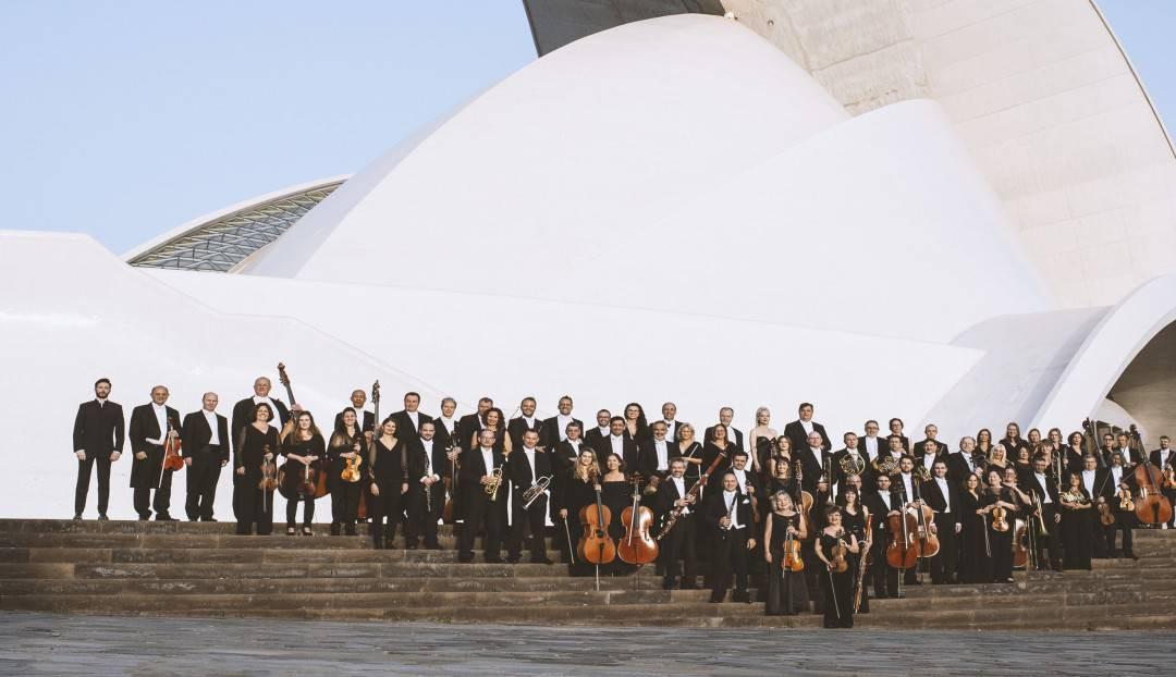 La Orquesta Sinfónica de Tenerife, el próximo 15 de enero