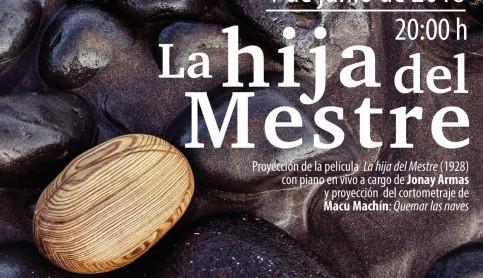 Imagen noticia -  El Teatro Pérez Galdós proyecta la primera película con temática canaria de la historia