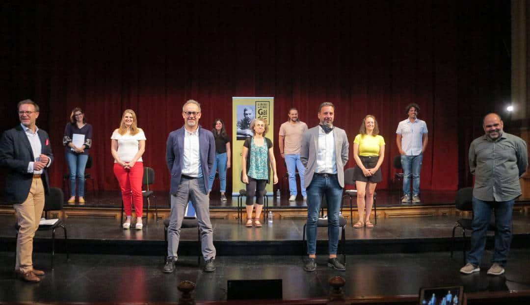 El Teatro Pérez Galdós estrena en octubre la producción escénica 'El último viaje de Galdós'