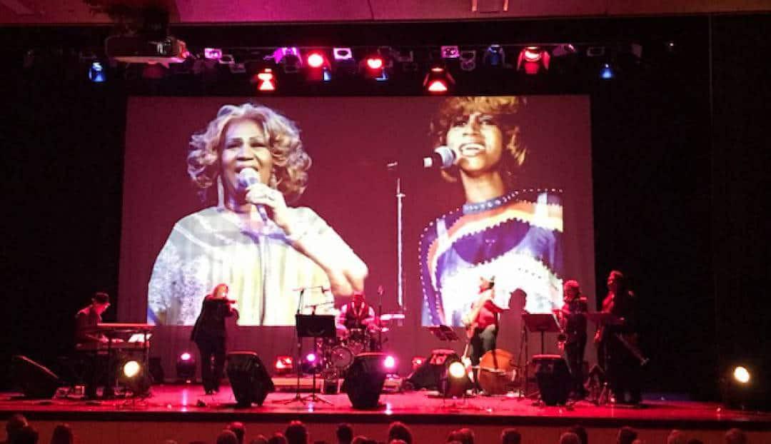 Imagen noticia - Revive a las grandes damas del jazz en el Teatro Pérez Galdós