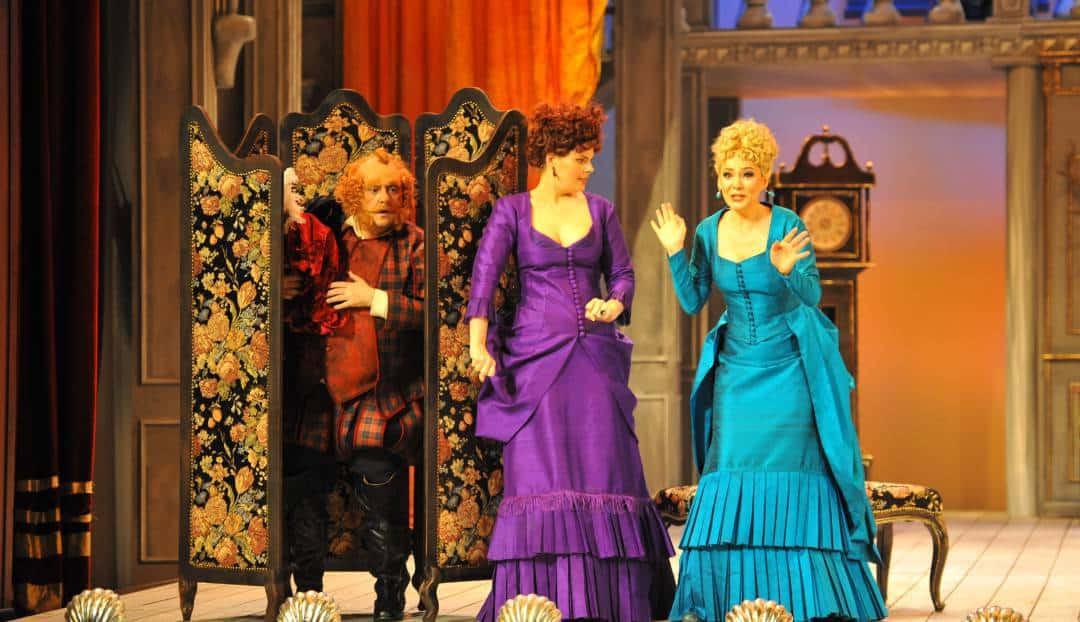 El Teatro Pérez Galdós acoge la Temporada de Ópera