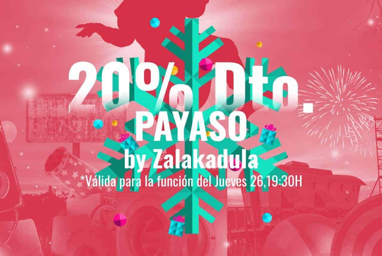 Payaso by Zalakadula